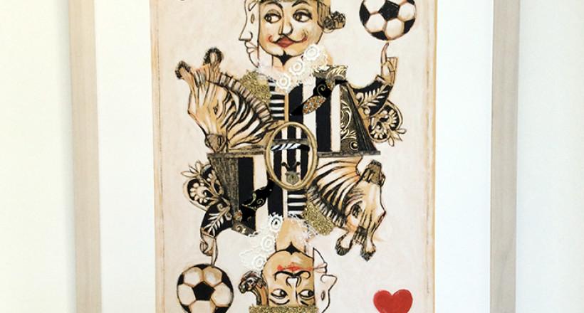 """Paolo Fresu, """"Juventus"""", Serigrafia"""