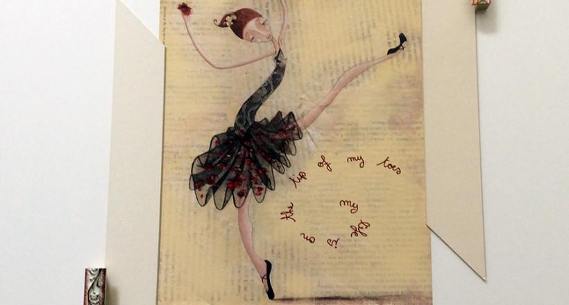 """Michela Galassi, """"La mia vita in punta di piedi"""""""